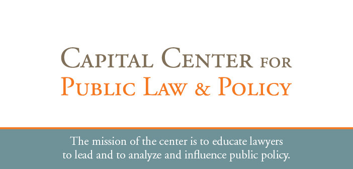 Capital Center for Public Law & Policy