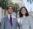 Senator Mark Leno and Sosan Madanat