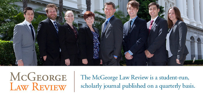McGeorge Law Review