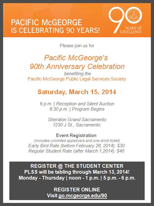 Student Invitation