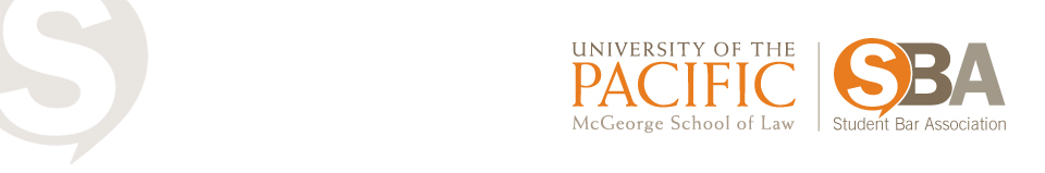 Pacific McGeorge Student Bar Association